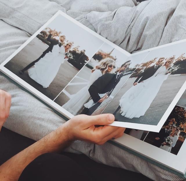 אלבום חתונה זה כבר לא כאב ראש! מתנה שנשארת לכל החיים.